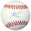 Joe Mauer Minnesota Twins Signed Autographed Official Baseball STEINER