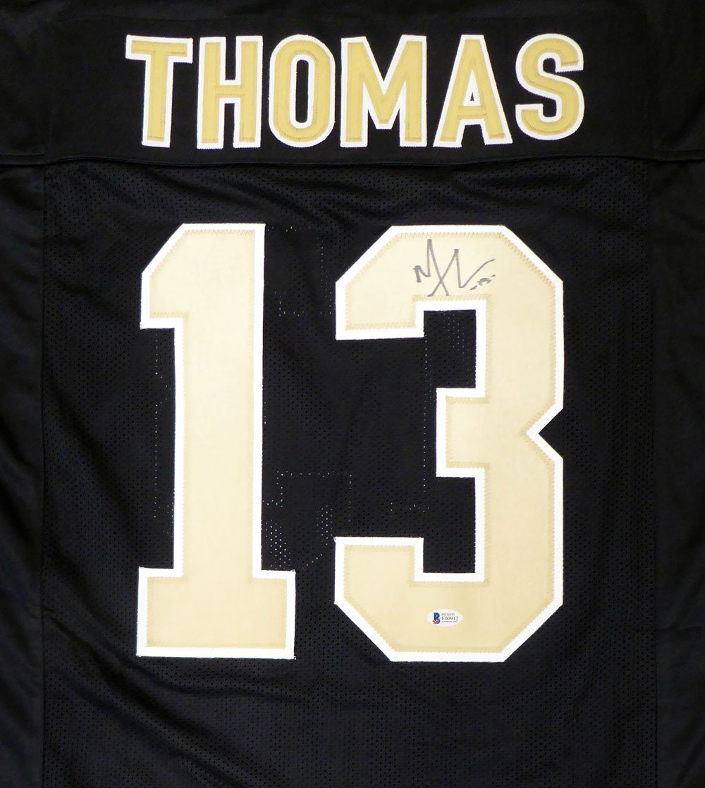 Michael Thomas Autographed Signed New Orleans Saints Jersey BECKETT