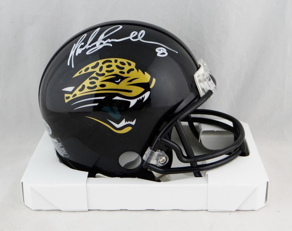 Mark Brunell Autographed Signed Jacksonville Jaguars Mini Helmet BECKETT
