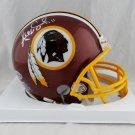 Alex Smith Signed Autographed Washington Redskins Mini Helmet BECKETT