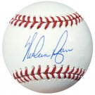 Nolan Ryan Astros Mets Rangers Signed Autographed Official Baseball RYAN COA
