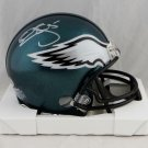 Donovan McNabb Signed Autographed Philadelphia Eagles Mini Helmet BECKETT
