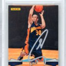 Stephen Curry Autographed Signed 2009-10 Panini Rookie Card BECKETT
