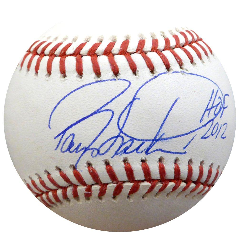 Barry Larkin Cincinnati Reds Autographed Signed Official Baseball BECKETT
