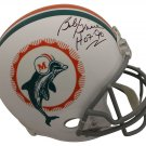 Bob Griese Autographed Signed Miami Dolphins TB Full Size Helmet BECKETT