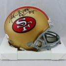 Fred Dean Signed Autographed San Francisco 49ers Mini Helmet JSA