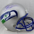 Brian Bosworth Autographed Signed Seattle Seahawks FS Helmet BECKETT