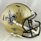 Michael Thomas Autographed Signed New Orleans Saints FS Speed Helmet JSA