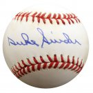 Duke Snider Brooklyn Dodgers Autographed Signed NL Baseball BECKETT