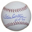 Steve Carlton Cardinals Phillies Autographed Signed Baseball JSA