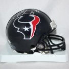 Jadeveon Clowney Autographed Signed Houston Texans Mini Helmet JSA