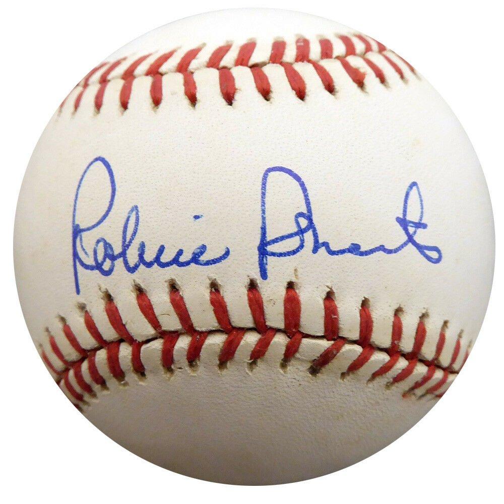 Robin Roberts Phillies Autographed Signed NL Baseball BECKETT