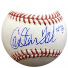 Carlton Fisk Boston Red Sox Autographed Signed MLB Baseball PSA