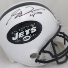 Sam Darnold Autographed Signed New York Jets Full Size Helmet BECKETT