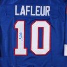 Guy Lafleur Autographed Signed Quebec Nordiques Jersey JSA