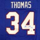Thurman Thomas Autographed Signed Buffalo Bills Jersey JSA