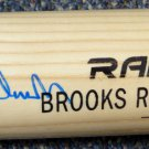Brooks Robinson Orioles Signed Autographed Rawlings Baseball Bat PSA
