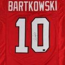 Steve Bartkowski Signed Autographed Atlanta Falcons Jersey COA