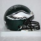 Brian Dawkins Autographed Signed Philadelphia Eagles Mini Helmet JSA