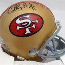 Charles Haley Autographed Signed San Francisco 49ers Mini Helmet BECKETT