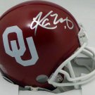Kyler Murray Signed Autographed Oklahoma Sooners Mini Helmet BECKETT