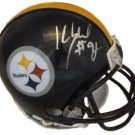 Kevin Greene Autographed Signed Pittsburgh Steelers Mini Helmet JSA