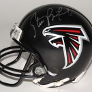 Steve Bartkowski Signed Autographed Atlanta Falcons Mini Helmet COA