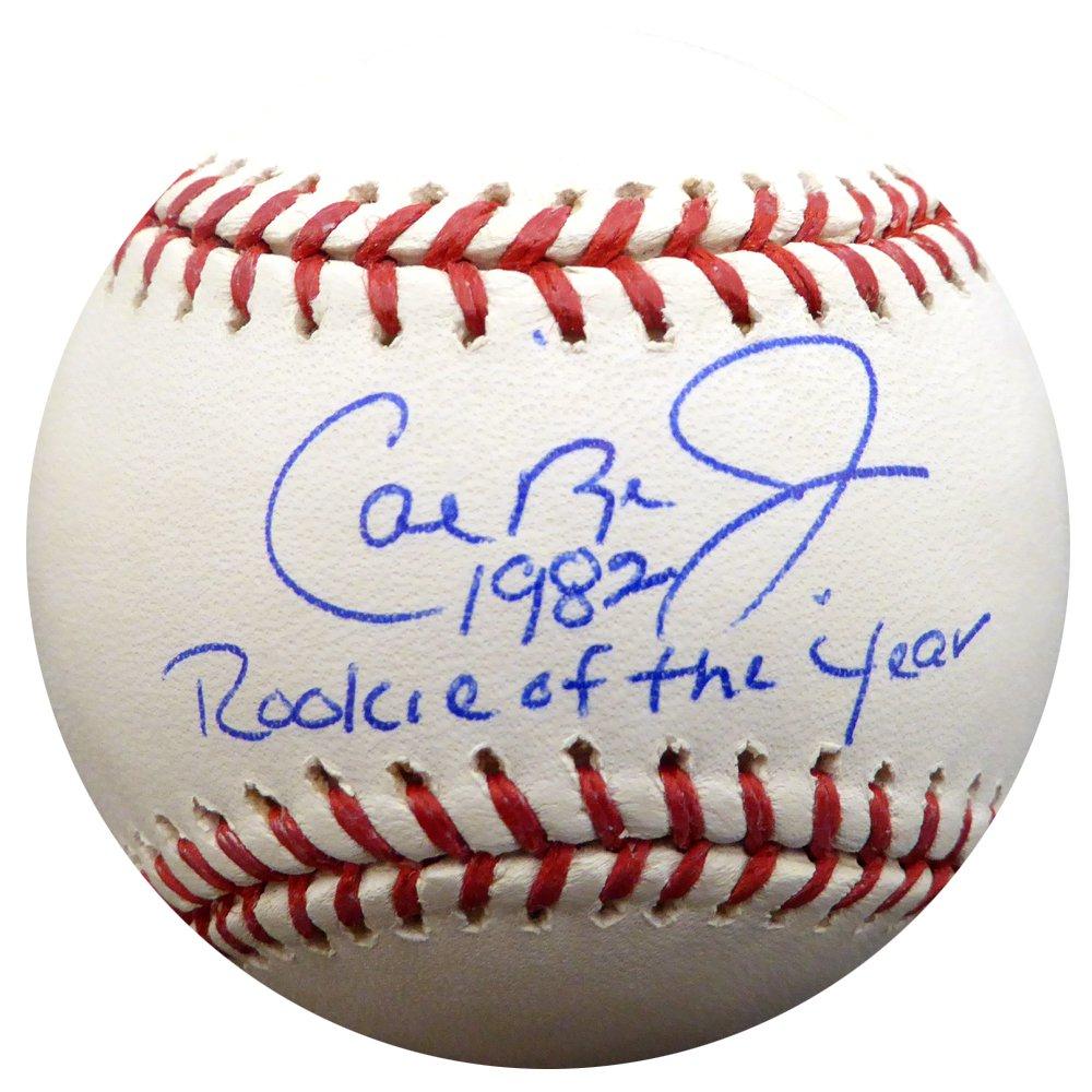 Cal Ripken Jr Baltimore Orioles Autographed Official Baseball PSA