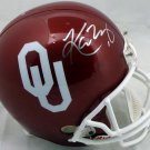 Kyler Murray Signed Autographed Oklahoma Sooners FS Helmet BECKETT