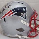 Rob Gronkowski Autographed Signed New England Patriots Speed FS Helmet BECKETT