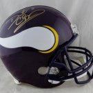 Daunte Culpepper Autographed Signed Minnesota Vikings Full Size Helmet BECKETT