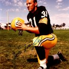 Jim Taylor Green Bay Packers Signed Autographed Official 8x10 Photo SGC