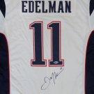 Julian Edelman Autographed Signed New England Patriots Nike Jersey BECKETT