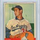 Sandy Koufax Dodgers Signed Autographed 1963 Topps Card BECKETT