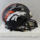 Jake Plummer Autographed Signed Denver Broncos Mini Helmet BECKETT
