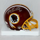 Gus Frerotte Signed Autographed Washington Redskins Mini Helmet JSA