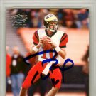 Tom Brady Patriots Autographed Signed 2000 Pacific Rookie Card PSA