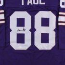 Alan Page Autographed Signed Minnesota Vikings Jersey COA