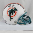 Ricky Williams Autographed Signed Miami Dolphins Mini Helmet JSA