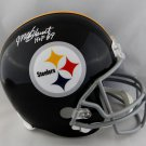 Mel Blount Autographed Signed Pittsburgh Steelers Full Size Helmet BECKETT