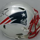 Tom Brady Autographed Signed New England Patriots Proline Chrome Speed FS Helmet TRISTAR