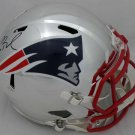 Tom Brady Autographed Signed New England Patriots Chrome Speed Full Size Helmet TRISTAR