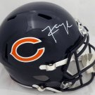 Khalil Mack Signed Autographed Chicago Bears FS Speed Helmet BECKETT