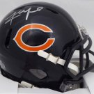 Khalil Mack Signed Autographed Chicago Bears Mini Helmet BECKETT
