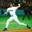 Randy Johnson Seattle Mariners Signed Autographed 16x20 Photo PSA