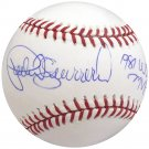 Pedro Guerrero Los Angeles Dodgers Signed Autographed Official Baseball PSA