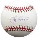 Yogi Berra New York Yankees Signed Autographed Official MLB Baseball TRISTAR