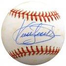 Kirby Puckett Minnesota Twins Autographed Signed Baseball BECKETT