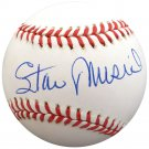 Stan Musial Cardinals Autographed Signed Official Baseball BECKETT