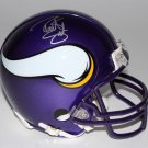 Robert Smith Autographed Signed Minnesota Vikings Mini Helmet SSA COA